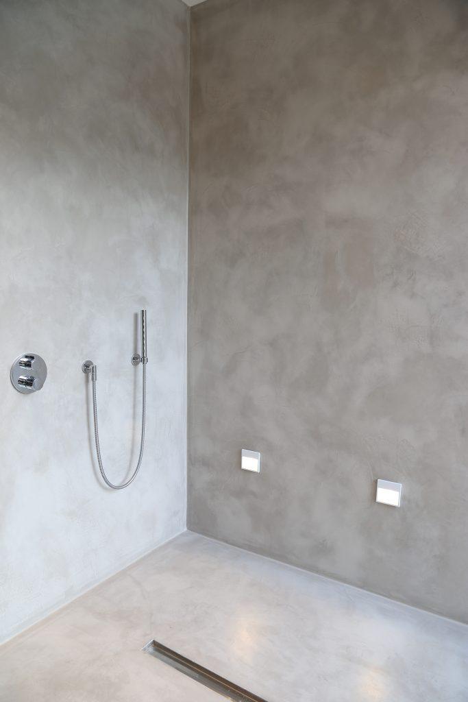 Microcemento Futurcret Clásico en una vivienda de Gavá (Barcelona)
