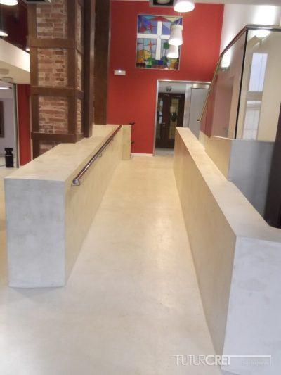 Redentoristas, Micro cementos Madrid